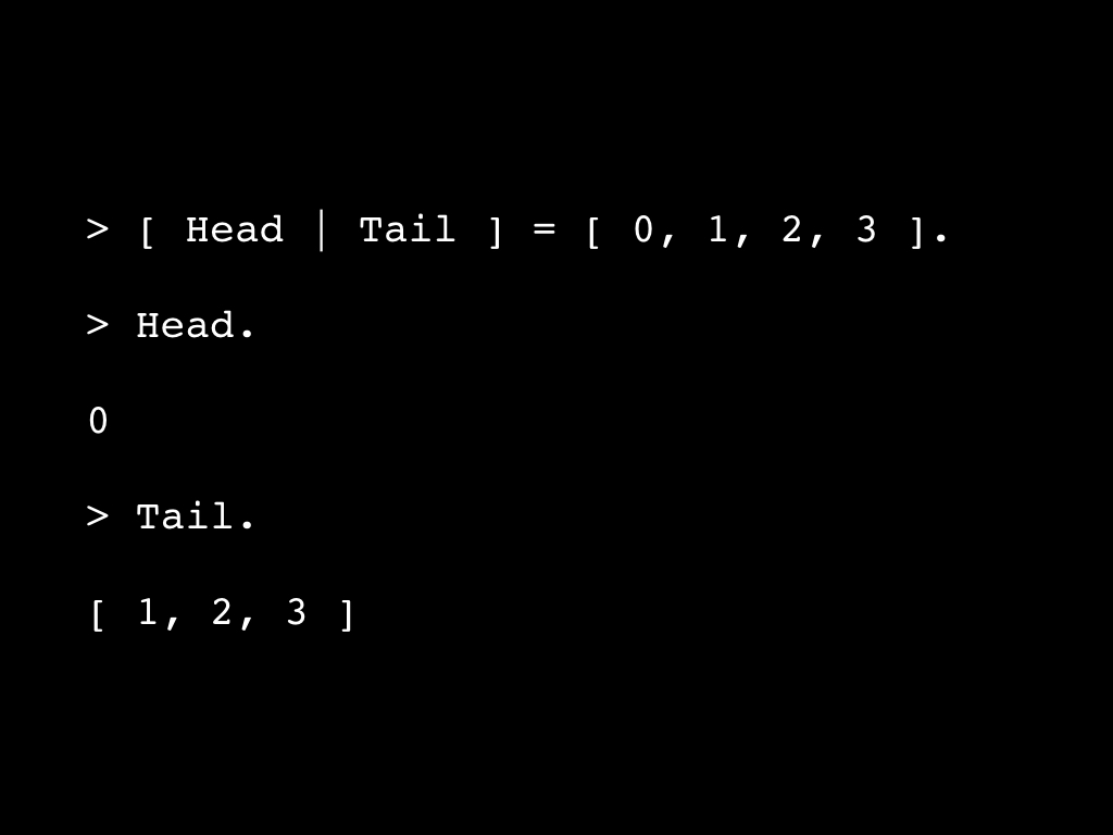 Slide: Heads, tails.